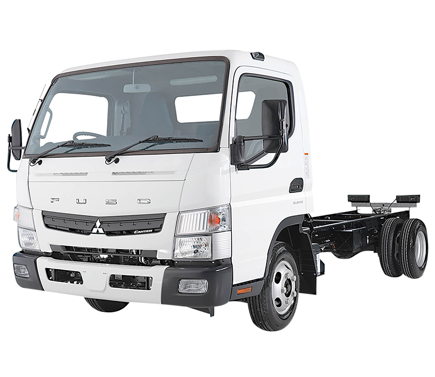 Fuso Canter - Small & Light Trucks for Sale | Fuso © NZ