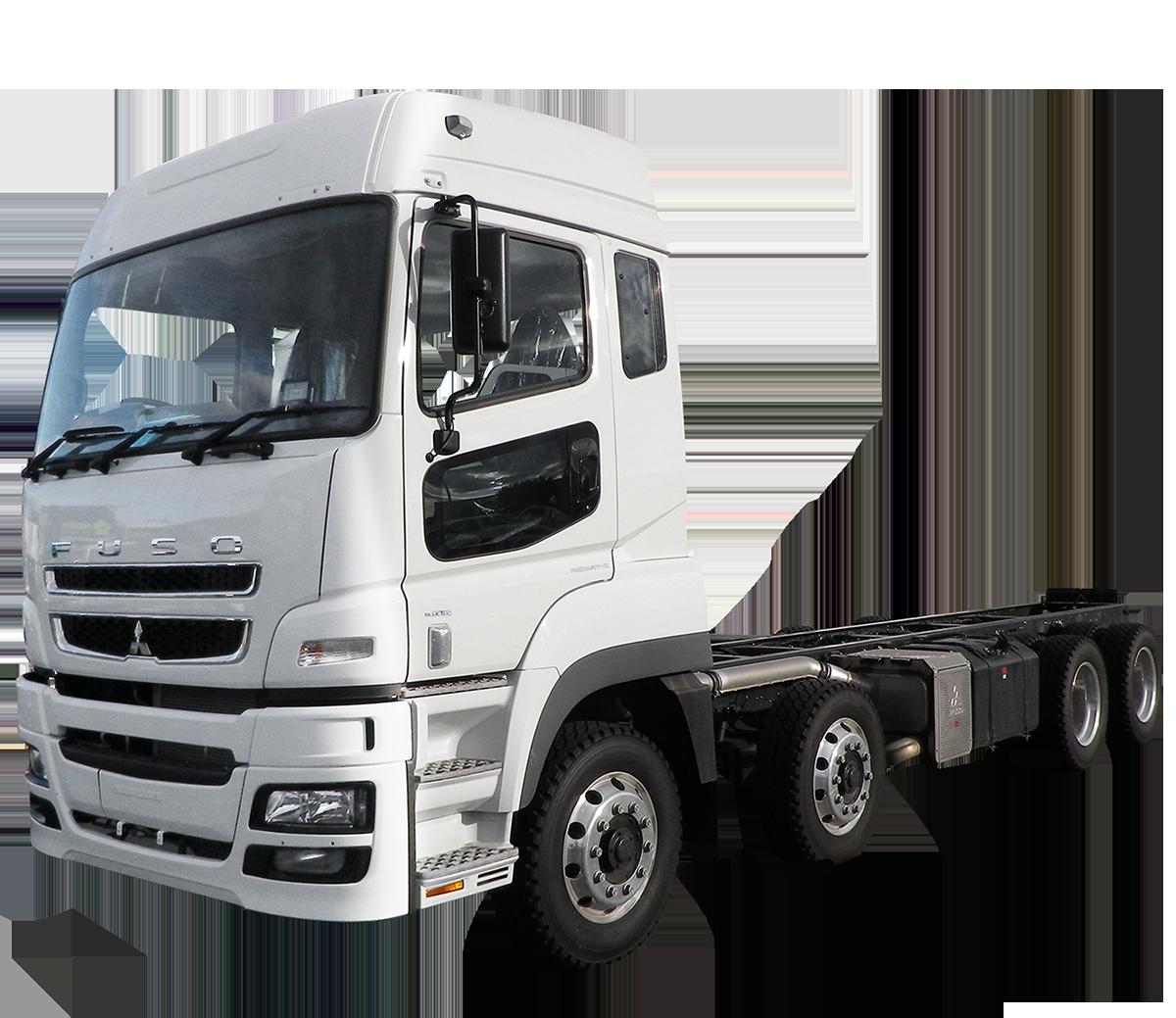 Fuso HD - HGV & Heavy Duty Trucks for Sale | Fuso © NZ
