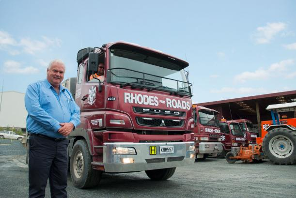 Rhodes for Roads