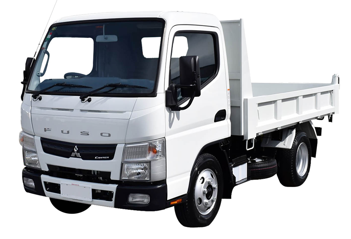 HOT DEAL ON CANTER TIPPER | Fuso Truck & Bus New Zealand