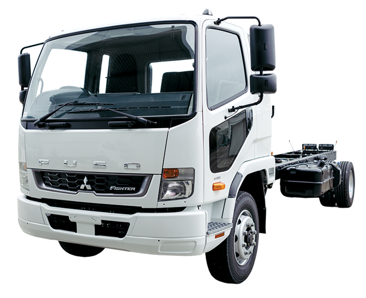 Fuso Fighter 5x5 Trucks - Up to 5,5kg GVM  Fuso © NZ