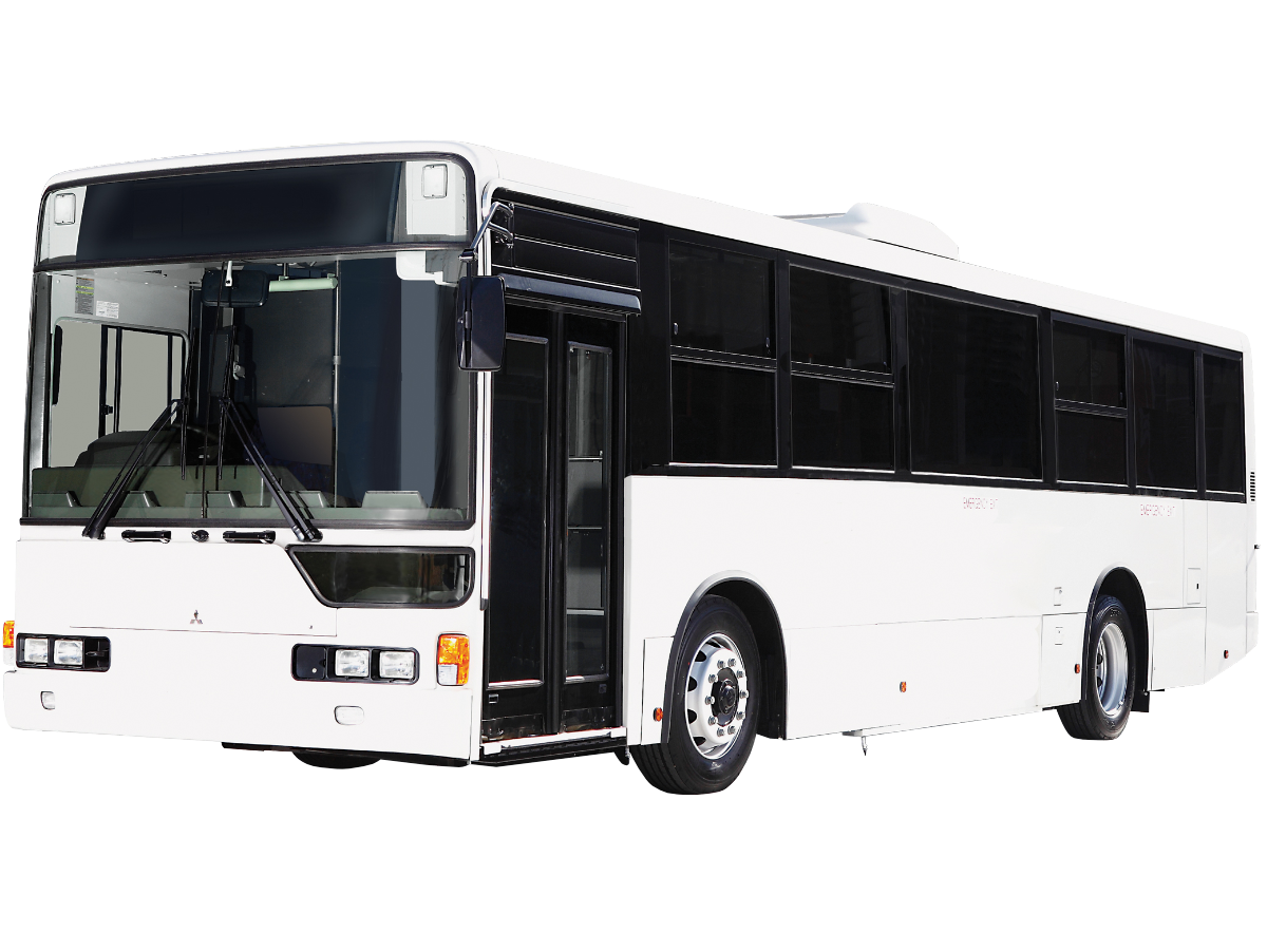 Mitsubishi FUSO MP300 City Bus