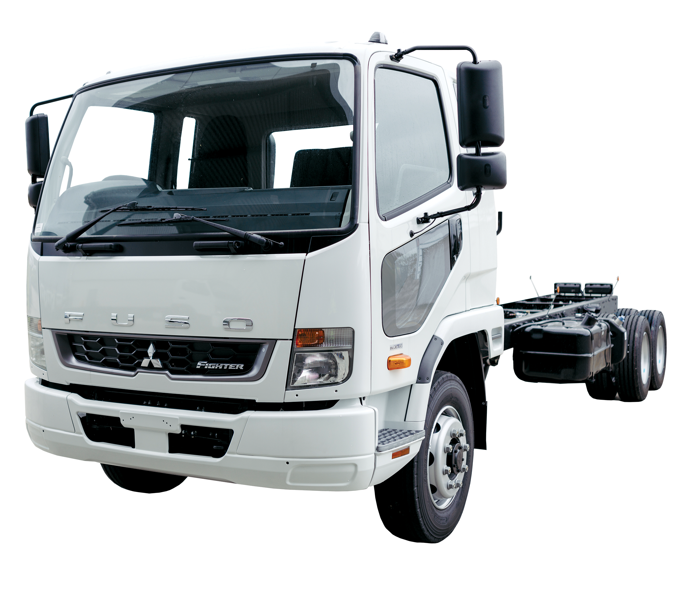 Fuso Fighter bus
