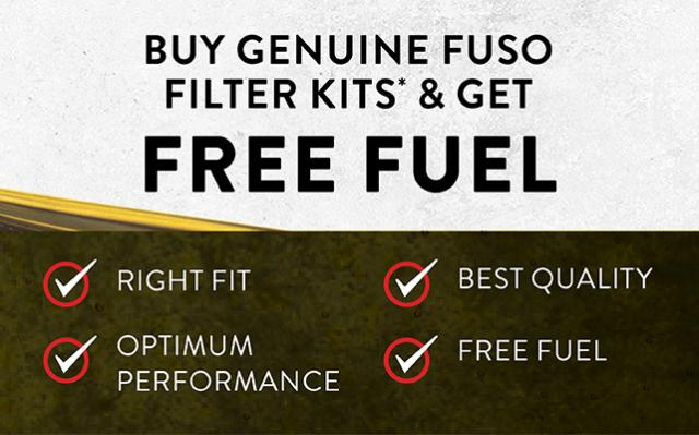 FUSO genuine parts offer 3