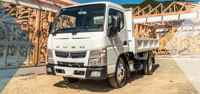 FUSO CANTER 2019