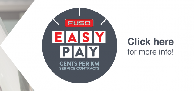 FUSO Easy Pay Service Contracts