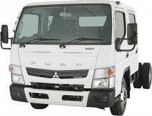 Fuso Canter 918 Wide Crew Cab