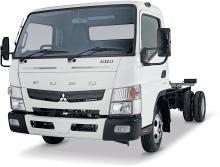 Fuso Canter 4x2 918 Wide Cab Long Wheelbase