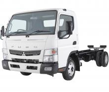 Fuso Canter 4x2 816 Wide Cab