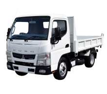View All Fuso Canter Light Commercial Truck Models | Fuso © NZ