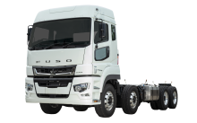 FUSO Shogun 8x4 Hi-Top