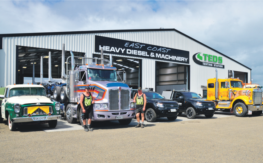 East Coast Diesel >> Fuso Nz Expands Service Network To Whakatane Fuso C Nz