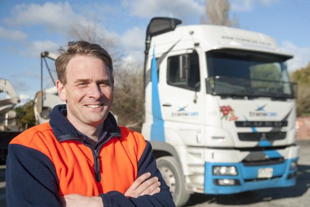 Transcon - One sharp Fuso NZ Operator
