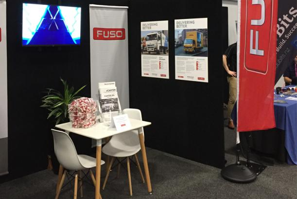 Fuso NZ at the EVWorld Conference