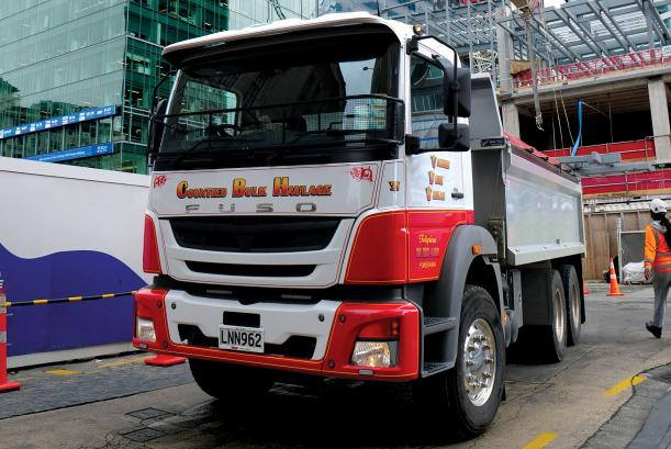 Counties Bulk Haulage