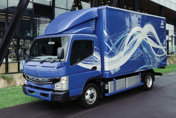 Fuso Truck News - NZ and International Trucking Industry News