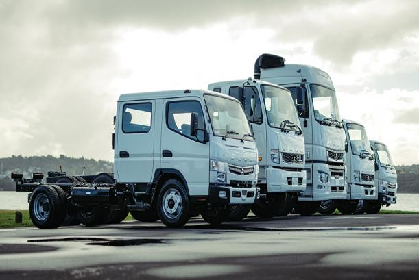 FUSO Fleet Awards