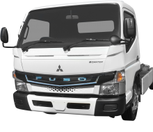FUSO electric truck